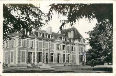 """CPSM FRANCE 89 """"Vincelles, maison d'accueil SNCF"""""""