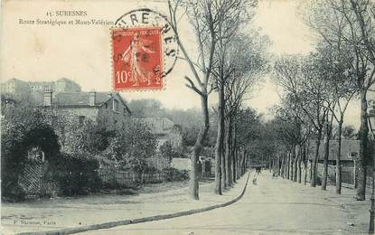 """CPA FRANCE 92 """"Suresnes"""""""