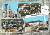 """89 Yonne CPSM FRANCE 89 """"Pourrain"""""""