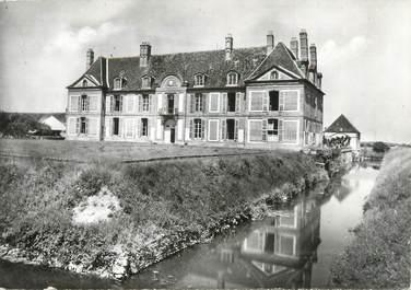 """CPSM FRANCE 89 """"Les Ormes, château de Bontin"""""""