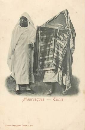 "CPA TUNISIE ""Mauresques"""