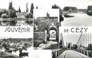 """89 Yonne CPSM FRANCE 89 """"Cézy"""""""