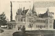 """89 Yonne CPA FRANCE 89 """"Cézy, château de Belle Rive"""""""