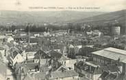 """89 Yonne CPA FRANCE 89 """"Villeneuve sur Yonne, vue sur la tour Louis le Grand"""""""