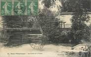 """89 Yonne CPA FRANCE 89 """"Sens Pittoresque, les bords de la Vanne"""""""