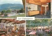 """74 Haute Savoie CPSM FRANCE 74 """"Saint Jorioz,hôtel Les Chataigniers"""""""