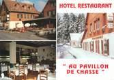 """67 Ba Rhin CPSM FRANCE 67 """"Le Hohwald, hôtel restaurant Au pavillon de chasse"""""""