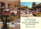"""74 Haute Savoie CPSM FRANCE 74 """"Faverges, hôtel Sautreau"""""""