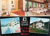"68 Haut Rhin CPSM FRANCE 68 ""Metzeral, hôtel restaurant Maegey aux 2 clefs"""