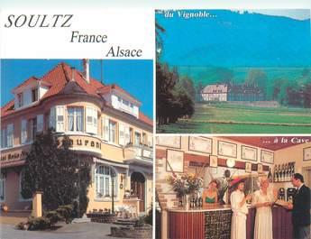 """CPSM FRANCE 68 """"Soultz, Belle vue Hôtel"""""""