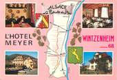 "68 Haut Rhin CPSM FRANCE 68 ""Wintzenheim, l'hôtel Meyer et sa villa"""