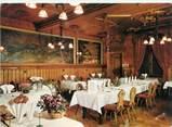 """68 Haut Rhin CPSM FRANCE 68 """"Turckheim, hôtel restaurant des deux clefs"""""""