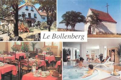 """CPSM FRANCE 68 """"Rouffach, hôtel le Bollenberg """""""