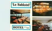 """34 Herault CPSM FRANCE 34 """"Cap d'Agde, hôtel Le Sabotel"""""""
