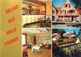 """36 Indre CPSM FRANCE 36 """"Saint Gemme, hôtel restaurant le relais des Mille Etangs"""""""