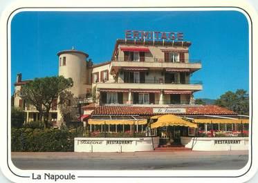 """CPSM FRANCE 06 """"La Napoule, hôtel restaurant l'Ermitage"""""""