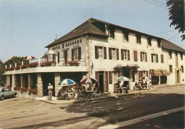 "CPSM FRANCE 19 ""Chambouline, hôtel Deshors Foujanet"""
