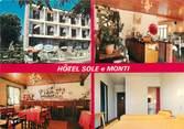"20 Corse CPSM FRANCE 20 ""Corse, hôtel Sole e Monti"""