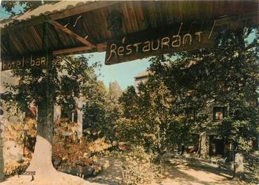 """CPSM FRANCE 20 """"Corse, Saint Pierre de Venaco, l'auberge, hôtel restaurant"""""""