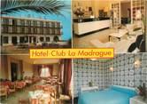 """20 Corse CPSM FRANCE 20 """"Corse, hôtel Club La Madrague"""""""