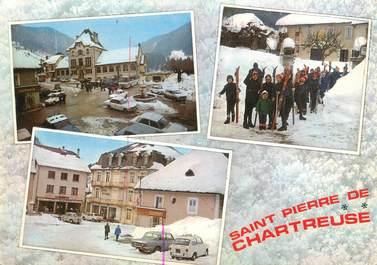 """CPSM FRANCE 38 """"Saint Pierre de Chartreuse"""""""