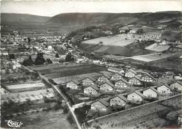 "CPSM FRANCE 38 ""Les Roches de Condrieu, les nouvelles cités Progil"""
