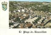 """38 Isere CPSM FRANCE 38 """"Le Péage de Roussillon, vue générale"""""""