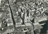 """38 Isere CPSM FRANCE 38 """"Voiron Chartreuse, vue aérienne sur l'église Saint Bruno"""""""