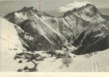 """CPSM FRANCE 38 """"Les Deux alpes, Alpe de Venosc"""""""