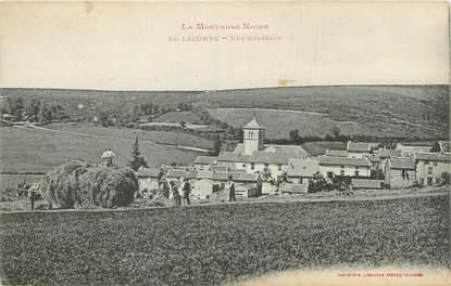"""CPA FRANCE 11 """"Lacombe, vue générale"""""""