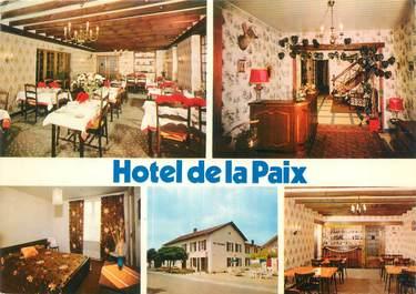 """CPSM FRANCE 40 """"Herm, hôtel de la Paix"""""""