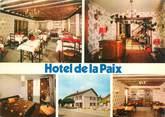 """40 Lande CPSM FRANCE 40 """"Herm, hôtel de la Paix"""""""