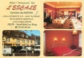 """76 Seine Maritime CPSM FRANCE 76 """"Neufchâtel en Bray, hôtel restaurant l'Escale"""""""
