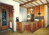 """04 Alpe De Haute Provence CPSM FRANCE 04 """"Sisteron, grand hôtel du Cours, la réception"""""""