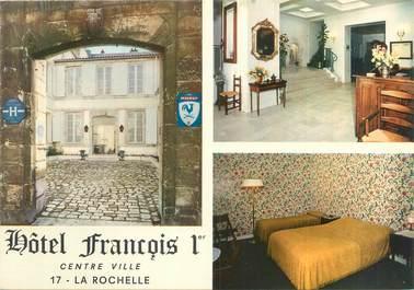 "CPSM FRANCE 17 ""La Rochelle, hôtel François 1er"""
