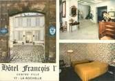 """17 Charente Maritime CPSM FRANCE 17 """"La Rochelle, hôtel François 1er"""""""