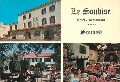 """CPSM FRANCE 17 """"Soubise, hôtel restaurant La Soubise"""""""