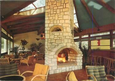 """CPSM FRANCE 17 """"Saint Georges de Didonne, centre familial de vacances, intérieur de l'accueil"""""""