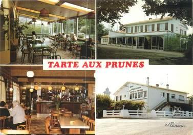 """CPSM FRANCE 17 """"Saint Georges de Didonne, Tarte aux Prunes, restaurant"""""""