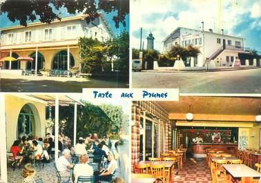 """CPSM FRANCE 17 """"Saint Georges de Didonne, Tarte aux Prunes, restaurant """""""