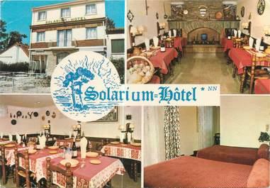 """CPSM FRANCE 66 """"Argelès sur Mer, Solarium Hôtel"""""""