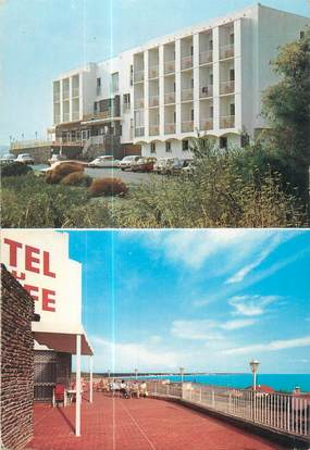 "CPSM FRANCE 66 ""Argelès sur Mer, hôtel du Golfe"""