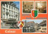 "68 Haut Rhin CPSM FRANCE 68 ""Colmar, hôtel Rhin et Danube"""