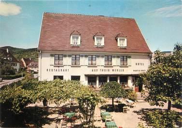 """CPSM FRANCE 68 """"Ammerschwihr, hôtel restaurant Aux trois Merles """""""