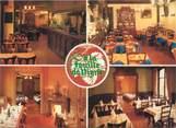 """68 Haut Rhin CPSM FRANCE 68 """"Colmar, restaurant à la Feuille de Vigne"""""""
