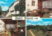 """07 Ardeche CPSM FRANCE 07 """"Saint Agrève, hôtel restaurant Faurie"""""""