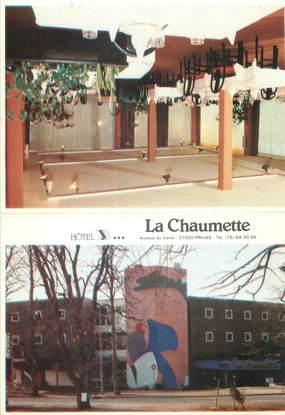 """CPSM FRANCE 07 """"Privas, hôtel La Chaumière"""""""