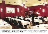 """29 Finistere CPSM FRANCE 29 """"Brest, hôtel Vauban"""""""