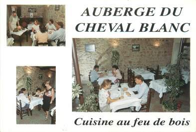 "CPSM FRANCE 69 ""Lyon, auberge du cheval blanc"""