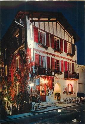 "CPSM FRANCE 32 ""Barbotan Les Thermes, l'hôtel du Roy Henri"""
